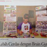 Senam Pintar Brain Gym dibahas majalah Gatra